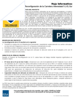 Realign the 5 Fact Sheet FINAL 5Realign Spanish