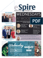 The Spire Newsletter, September 12, 2017