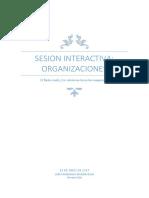 sesion interactiva