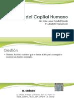 Gestion Del Capital Humano Unidad 1