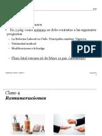 Clase 4 - Remuneraciones