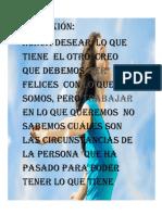 Reflexión El Zapatero
