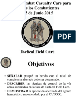 Tactical Field Care-Espanol