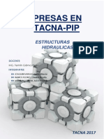 Represas Tacna
