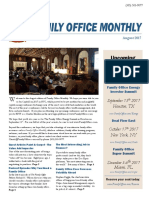 August 2017 Edition