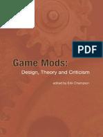 GameMods ErikChampion Web