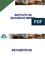 Estadísticas de accidentes en minería peruana