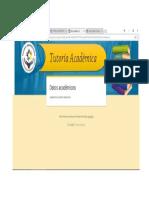 tutoria academica