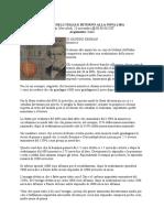 Default Dell'Italia e Ritorno Alla Nova Lira