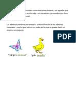 Los Adjetivos Partitivos También Conocidos Como Divisores