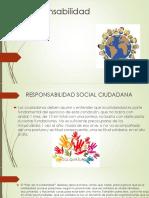 Responsabilidad Social Ciudadana
