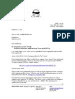 BRD-2017-72835 Dyble Resignation