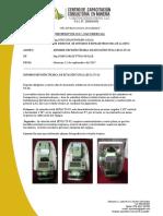 Informe de Revision Tecnica