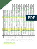 cooke rental dates calendar 2013-2025