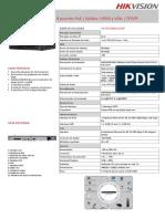 Catalogo Hk Ds7608ni e2 8p