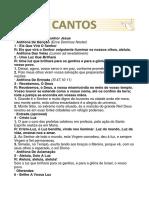 Folheto de Cânticos3