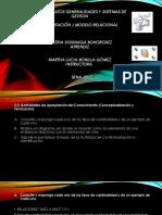 Bases de Datos Generalidades y Sistemas de Gestion