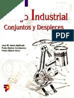 Dibujo Industrial-Conjuntos y Despieces, 1° ED. - Jose M. Auria Apilluelo