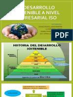 El Desarrollo Sostenible a Nivel Empresarial Iso Final
