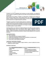 Practica 22. Determinacion de Almidon en Alimentos