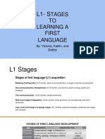 l1 presentation