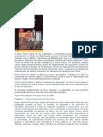 Resumo Do Livro de Paulo Freire Pedagogia Da Autonomia