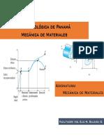Módulo 1 - Tensión Compresion y Cortante_Parte_I