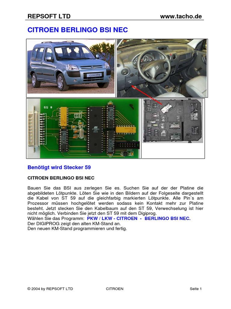 Citroen Berlingo Bsi Nec Wiring Diagram 1538268670v1
