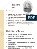 5c Mendel and the Gene Idea