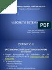 Dr. Salinas - Vasculitis Sistemicas