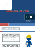 ACCIDENTES LABORALES DIAPOSITIVAS