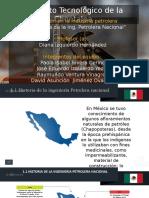 Historia de La Ing. Petro