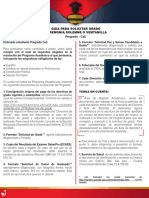Instructivo Grados Estudiantes Pregrado Cali