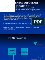 NDB SA-25, SA-50, & SA-100 Operation Manual