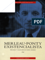 Merleau Ponty existencialista.pdf