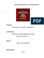 Ecologia Ayacucho