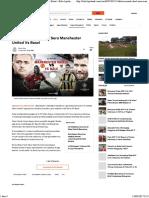 5 Fakta Menarik Duel Seru Manchester United vs Basel - Bola Liputan6