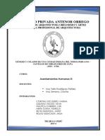 Informe Asenta III - Plusvalias