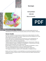Geología - Uruguay