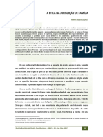 A Ética Na Jurisdição de Família - Maria Berenice Dias