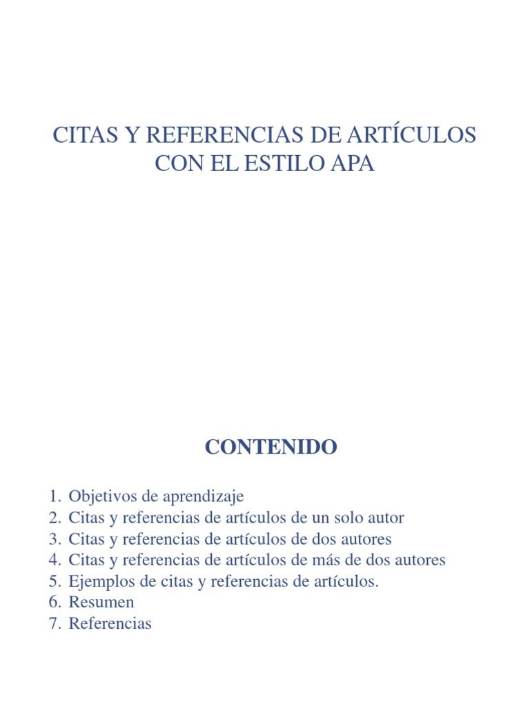 APA_Tema_3_Citas y referencias de artículos con el estilo APA.ppt