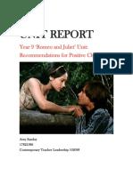 unit report docx