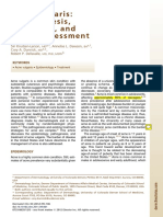 Acne Vulgaris Pathogenesis, Treatment, And Needs Assessment