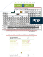 Tabla Periódica. Elementos Químicos. Sistema Periódico