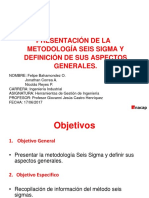 PPT Seis Sigma