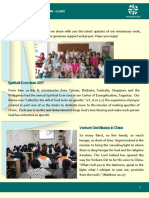 official newsletter of verbum dei luzon  no 25