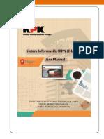 User Manual E-lhkpn Eksternal