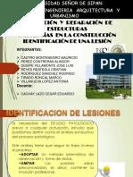 Identificacion de Lesiones
