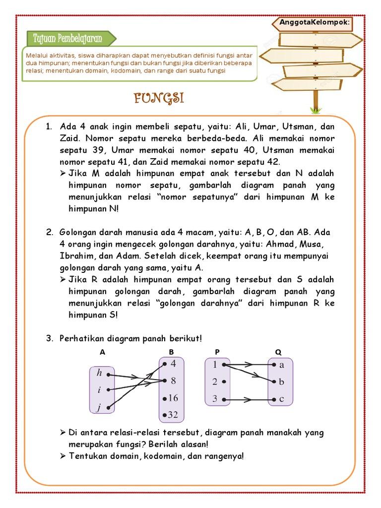 Diagram panah adalah wiring diagram lks supervisi docx diagram panah adalah ccuart Image collections