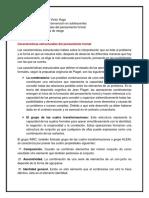 Estructura Del Pensamiento Formal y Origen de Las Conductas de Riesgo